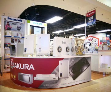 Sakura joins APITA Home Electric Fair from 24th – 30th July at Tai Koo Shing APITA.  A full range of Sakura appliances, including gas cooker, built-in hob, rangehood, gas water heater and dish sterilizer is on promotion.  Please come and visit us.