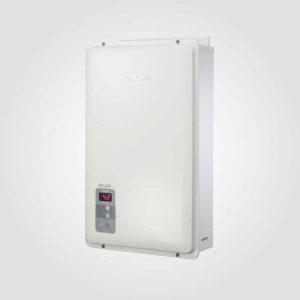 櫻花H10FF 煤氣10升恆温熱水爐於11月底推出市場,適合替換樂聲牌 GW-10FF / GW-10F2 / GW-10F6熱水爐型號,無需搭棚,安裝容易。
