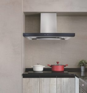 Sakura brand new chimney type range hood is available for sale now.  Two sizes available for selection, RW7100 in 710mm width and RW9100 in 890mm width.  Using 3D strong suction power and 2-in-1 patented rectification plate, allows a extra powerful suction power of 2250 m3/hr, specially caters for Chinese cooking.  Unique oil filter design prevents oil accumulated in the motor and ensures the range hood in the best condition.   We offer the disposable oil filter for free during the life span of the range hood (only applicable in HK).  Please free feel to contact us for more information.