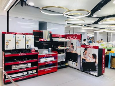 YATA event hall promotion at Tseung Kwan O Centre will be held from 20 May – 3 Jun 2021.  A full range of Sakura appliances, ranging from gas cooker, built-in hob, rangehood, gas water heater and dish sterilizer is on promotion.  Please come and visit us.